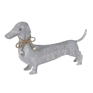 Spotty Dachshund Ornament