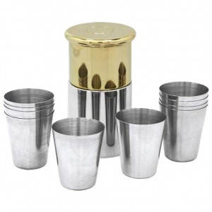 Cartridge Shot Cup Set