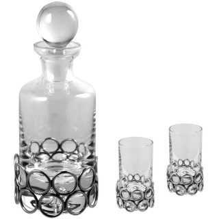 Eternity Mini Decanter and Shot Glass Set