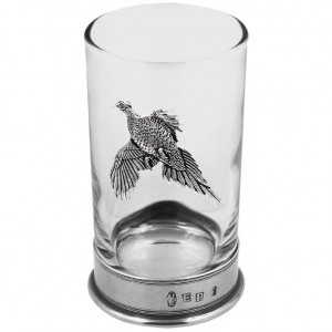 Pheasant Hiball Spirit Glass