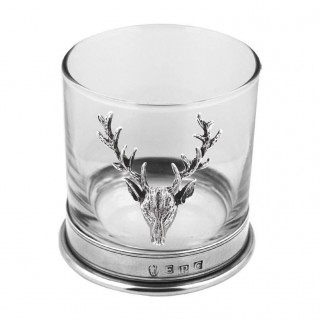 Stag Single Whisky Glass