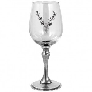 Stag Single Wine Glass 350ml