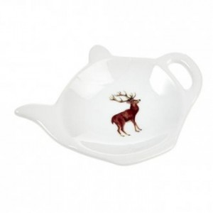 Stag Tea Bag Holder