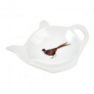 Pheasant Tea Bag Holder