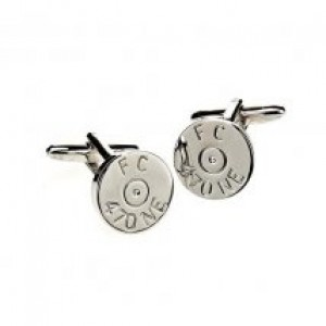 Cartridge End Cufflinks