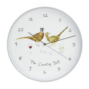 "Wall Clock ""His Lordship"""