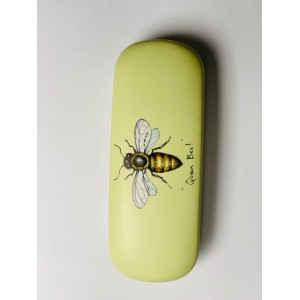 "Glasses Case ""Queen Bee"""