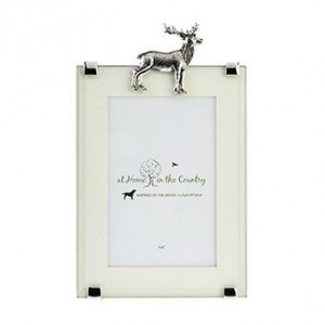 Standing Stag Photo Frame Large