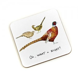 "Coaster ""Oh What A Night"""