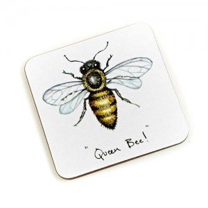 "Coaster ""Queen Bee"""