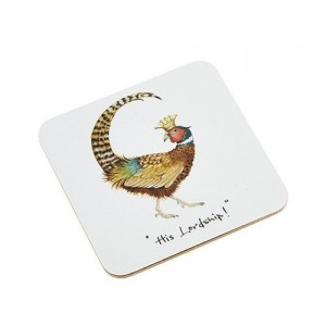"Coaster ""His Lordship"""