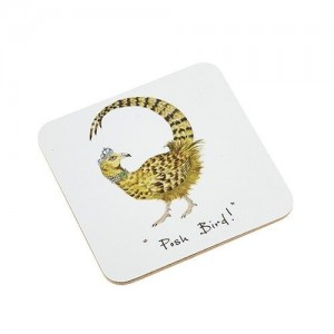"Coaster ""Posh Bird"""