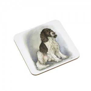 Coaster Springer Spaniel Dog
