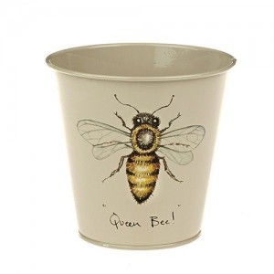 "Plant Pot ""Queen Bee"""
