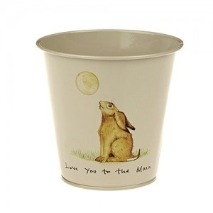 "Plant Pot ""Love You to The Moon"""