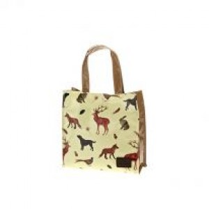 Country Animals Shopping Bag Small