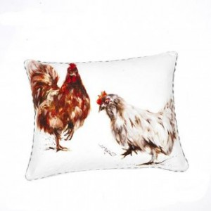 The Girls Hen Cushion