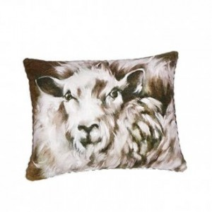 Roger the Ram Cushion