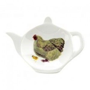 Hen Tea Bag Holder
